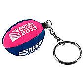 RWC Rugby Ball Keyring
