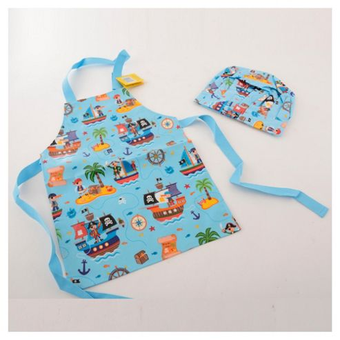 Pirates Kid's Apron