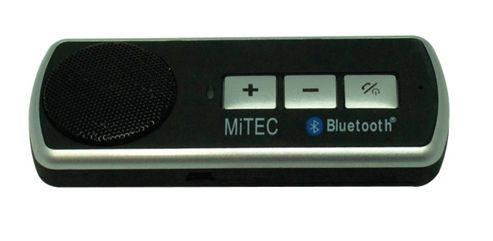 MiTEC Bluetooth Visor Car Kit