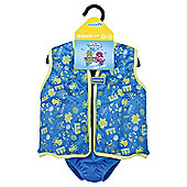 Speedo Sea Squad Swim Vest, 2-3 years, Blue