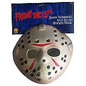 Rubie's Fancy Dress - Jason Hockey Mask Deluxe