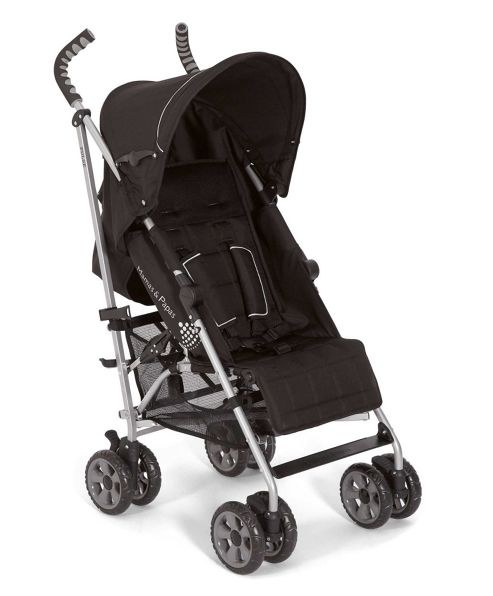 Mamas & Papas - Pulse Buggy - Jet Black