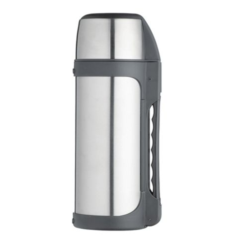 KitchenCraft Master Class Stainless Steel Vacuum Flask - 1.5 Litres