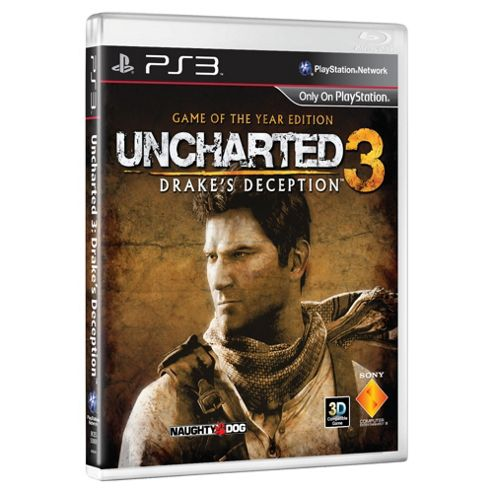 Uncharted 3 - Drake'S Deception - Game Of The Year