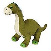 Ravensden 38cm Brontosaurus Dinosaur Soft Toy