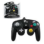 Gamecube Controller for Wii Wired - Black - NintendoWii