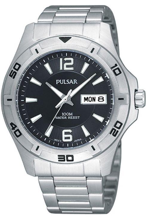 Pulsar Gents Bracelet Watch PXN209X1