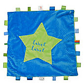 Label Label XL Comfort Blankie (Blue/Green)