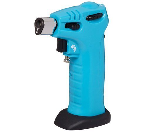 Turquoise Coloured Blowtorch
