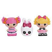 Lalaloopsy Tinies 3 Doll Collection - Pack 1