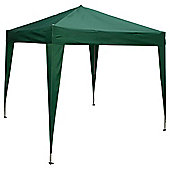Tesco Polyester Pop Up Gazebo - 2.4mx2.4m  WR