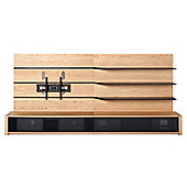 Techlink Modular Oak Complete Set - Oak/Black