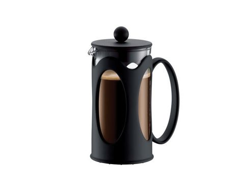 Bodum 10682-01 Kenya Coffee Maker Black 3 Cup