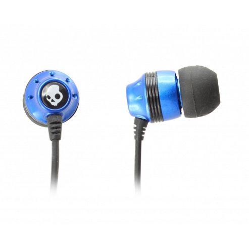 INK'D Blue/Black w/ Mic Earphones