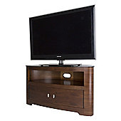"AVF Affinity 55"" TV Stand with Cabinet - Walnut"