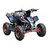 Hawkmoto SX-49 Racing Style Mini Quad Bike-red