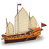 Artesania Latina Red Dragon Chinese Junk 18020 Model Ship Kit 1:60