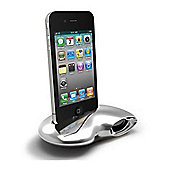 Ozaki IPK919SL iSuppli Ammonite Charging Dock for iPhone 4