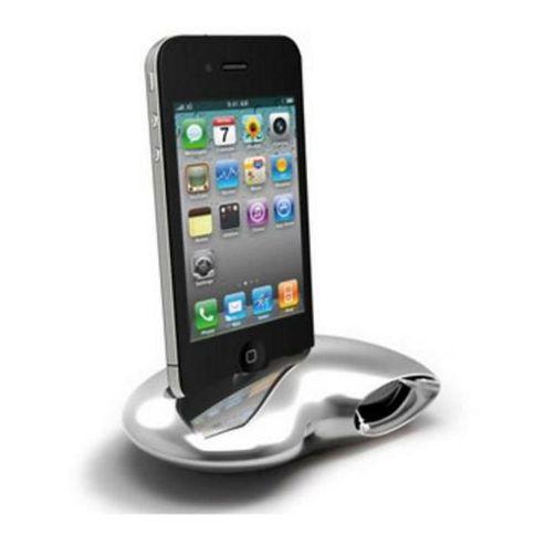 Ozaki IPK919SL iSuppli Ammonite Charging Dock for iPhone 4