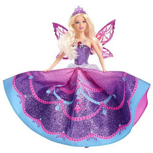 Barbie Mariposa Fairy Princess Co-Lead Doll