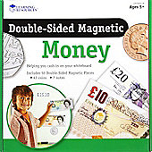 Learning Resources Double Sided Giant Magnetic Money