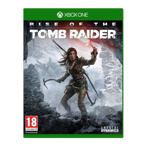 Cheapest Rise of the Tomb Raider on Xbox One