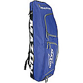 Mazon Fusion Combo Hockey Player Bag Hockey Stick Holder Carrycase - Blue