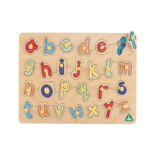 ELC Lift and Look Alphabet Puzzle