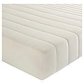 Silentnight 24hr 18cm Rolled 3 Zone Mattress with Memory Foam and Purotex - King (5'0)