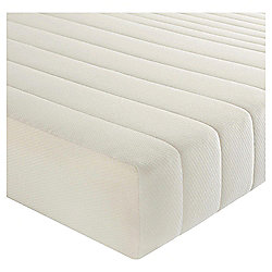 Silentnight Rolled King Size Mattress, Memory 3 Zone