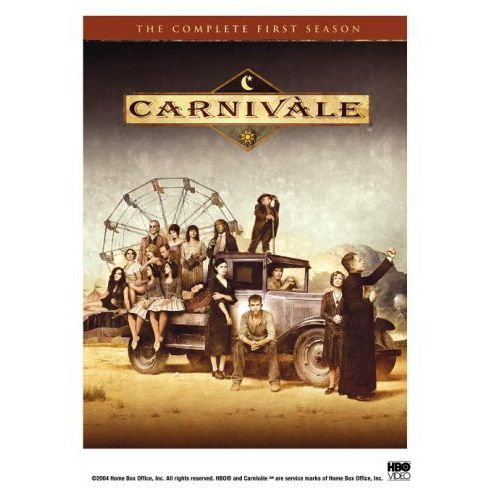 Carnivale - The Complete First Season (DVD Boxset)