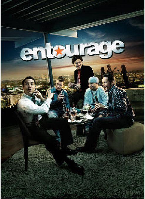Entourage - Series 8 - Complete (DVD Boxset)