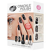 Rio Crackle Polish Nails - Classic Collection