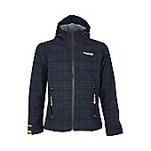 Regatta Kid's Mysterioso Softshell Jacket - Grey