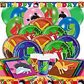 Animal Deluxe Party Pack for 16