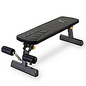 Tunturi Pure Flat Weight Bench with Folding Design