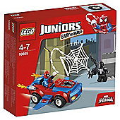 LEGO Juniors Spider-man 10665
