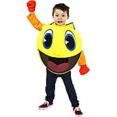 Deluxe Child Pac Man Costume Pac-Man The Ghostly Adventures