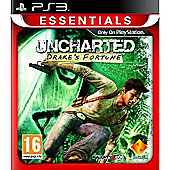 Uncharted: Drake' Fortune (PS3)