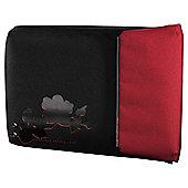 Hama Laptop Sleeve Black & Red