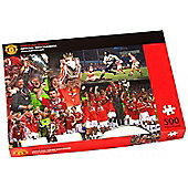 Manchester United 1999 Treble Winners 500 Piece Puzzle