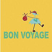 Holy Mackerel Greetings Card- Bon voyage
