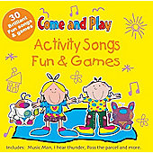 Come & Play Activity Songs