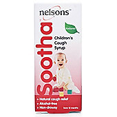 Nelsons Sootha Cough Syrup 150ml Syrup
