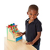 Melissa & Doug Sort and Swipe Cash Register