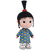 Despicable Me 2 Electronic Plush - Bedtime Agnes