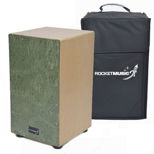 Rocket Jade Cajon with Bag