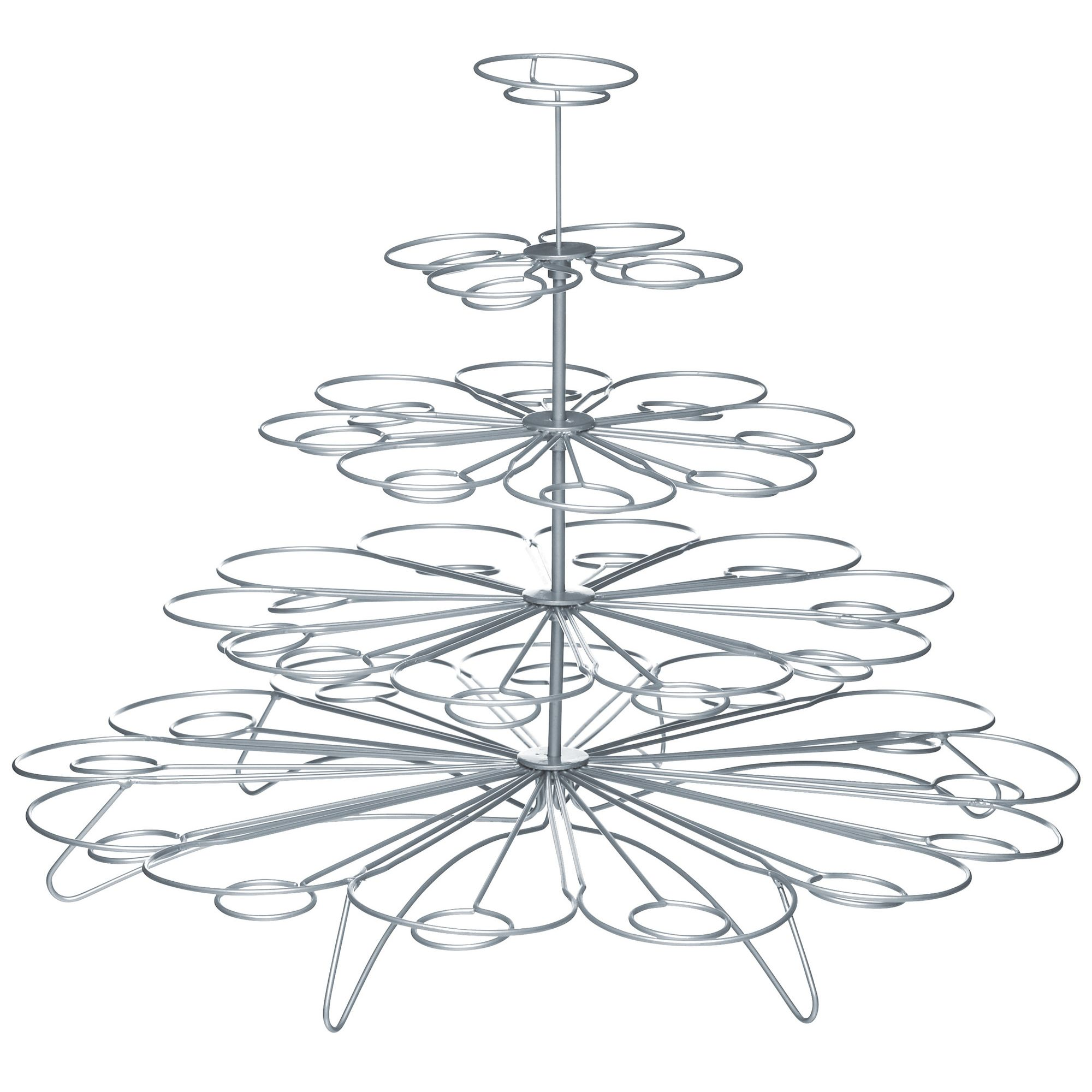 Sweetly Does It Wire Cupcake Tree Stand for ThirtySix Cakes 40cm