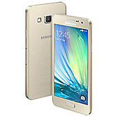 Samsung Galaxy A3 SM-A300F (4.5 inch) 16GB Android Smartphone (Gold)