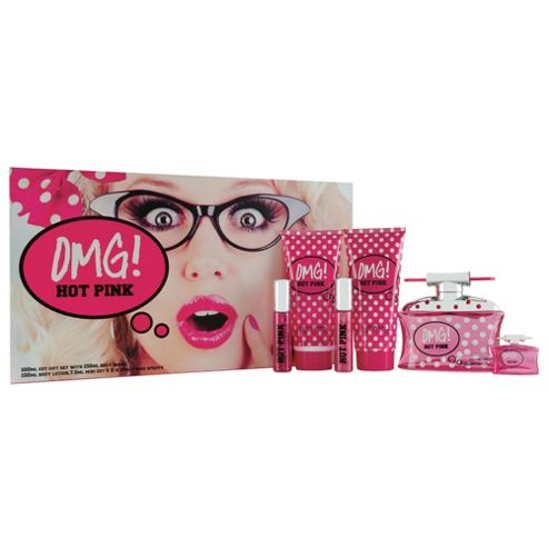 OMG! Pink 100ml Eau de Toilette Gift Set